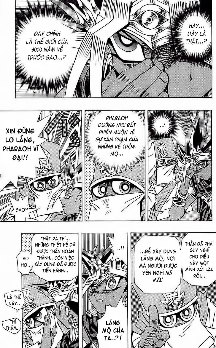 YuGi Oh – Vua Trò Chơi chap 284 Trang 11