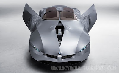 BMW Gina Silver