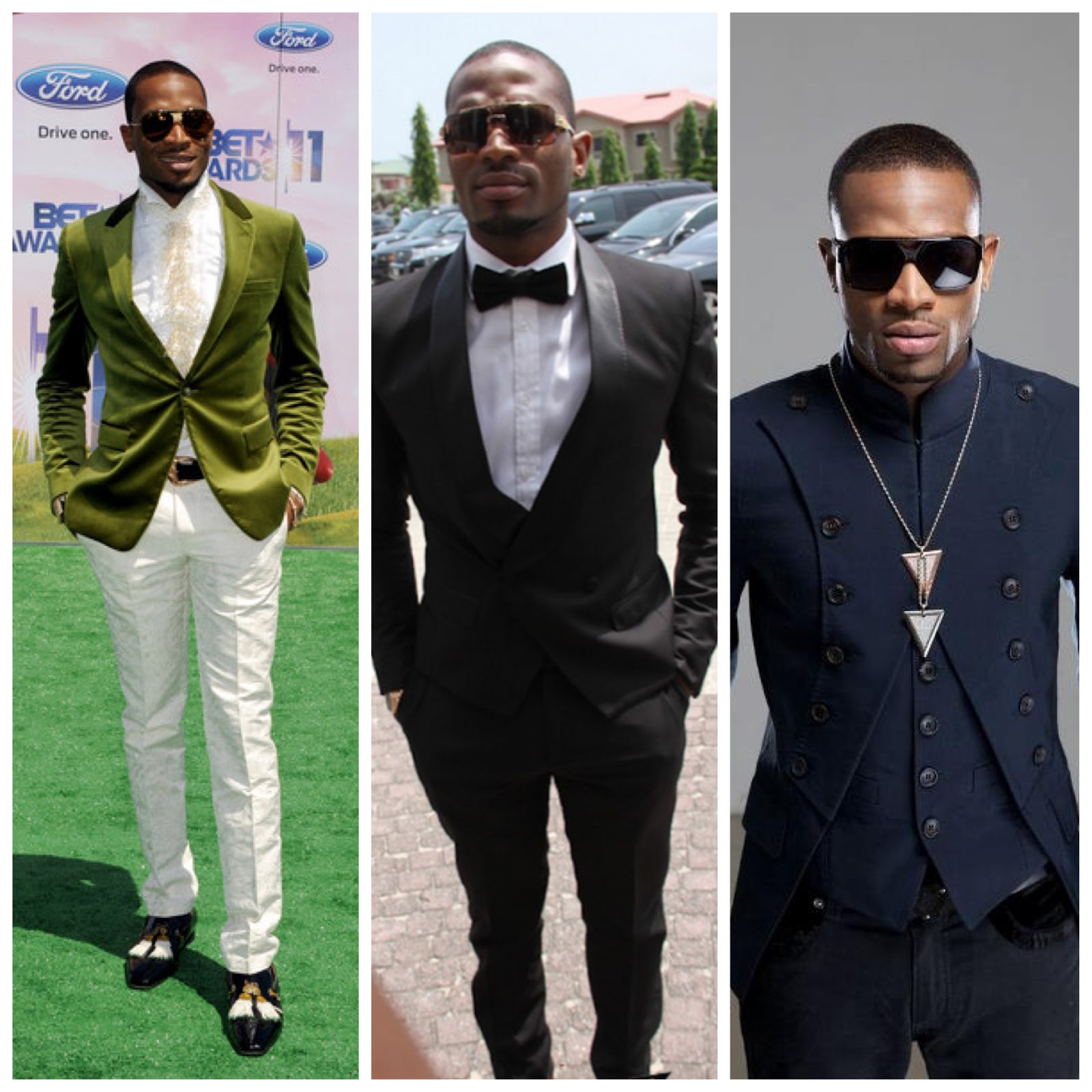 Mookeh 39 S Blog Top 5 Most Stylish African Male Celebrities