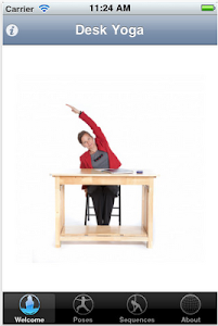 Desk Yoga with Kat