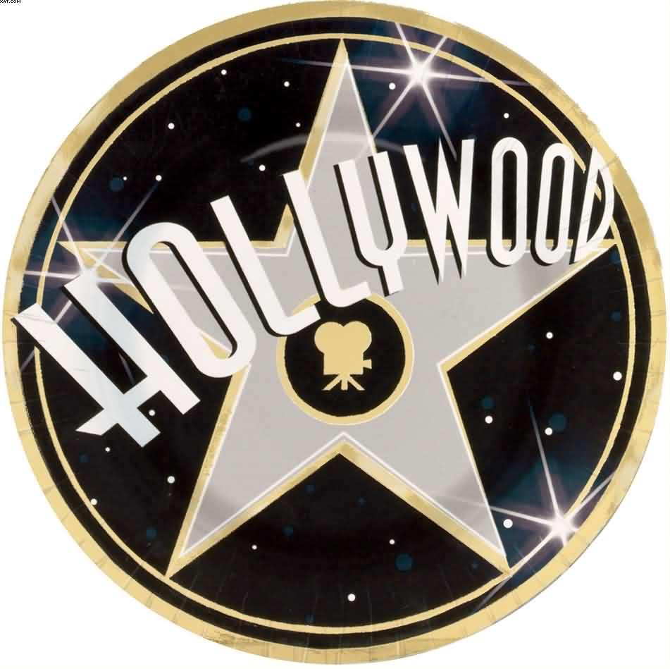 Hollywood Star Clip Art