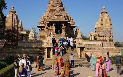 Beautiful Places in Khajuraho