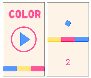 Tap Game of the Week - Pick Color