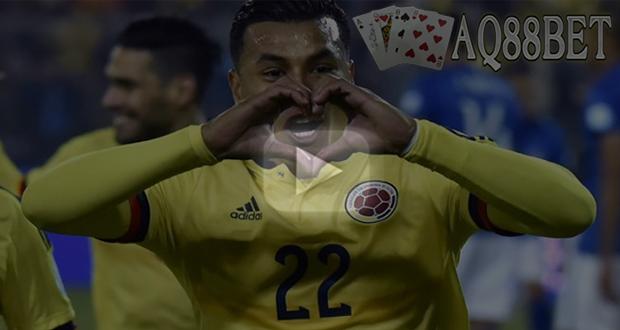 Agen Piala Eropa - Highlights Pertandingan Brasil 0-1 Colombia (Copa America) 18/06/2015
