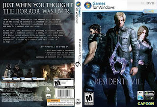Download Resident Evil 6  PC Free Full Version Game