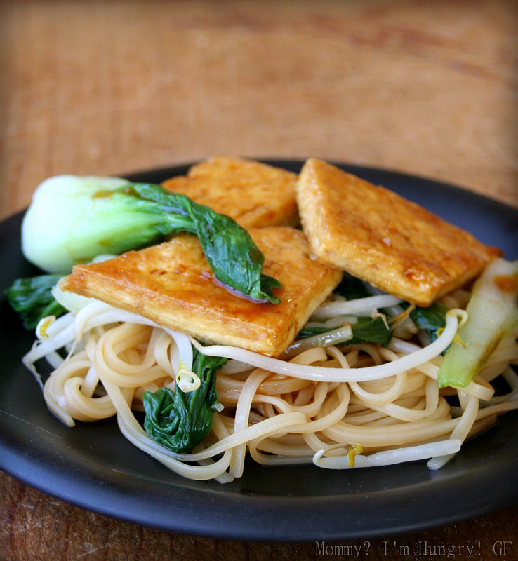 MIH Recipe Blog: Crispy Tofu with Veggies and Noodles in a ...