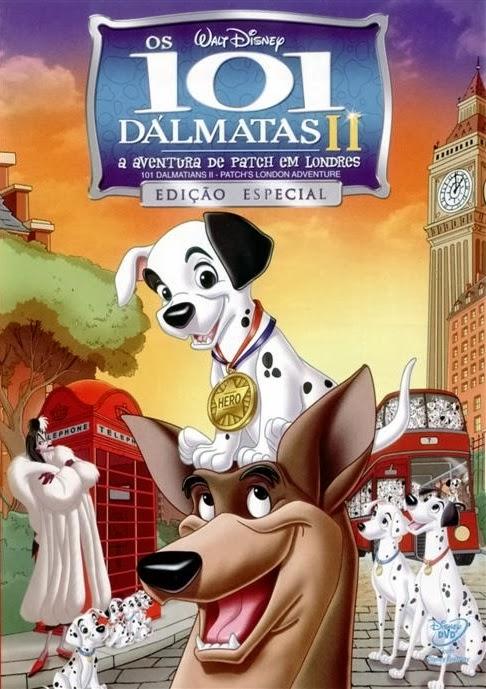 101 Dálmatas 2: A Aventura de Patch em Londres – Dublado (2003)