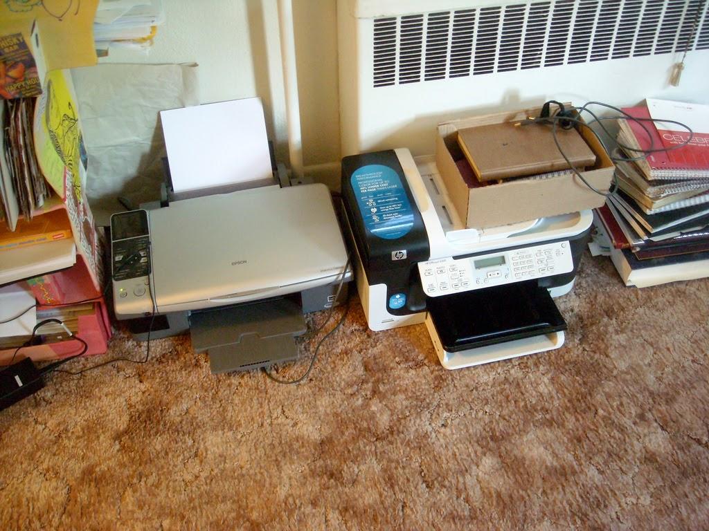 impresora epson vs impresora hp