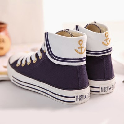 http://cuteharajuku.storenvy.com/collections/399363-boots/products/3514268-navy-anchor-sneakers
