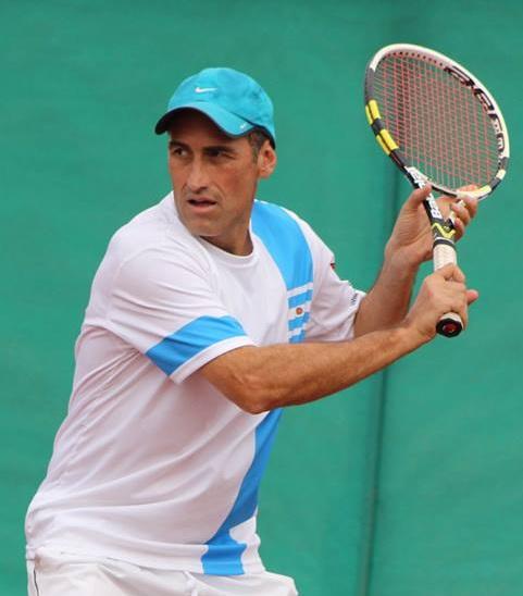 "ITF SENIORS G""A"" NAUTICO SAN ISIDRO - GARGIULO CAMPEON +45"
