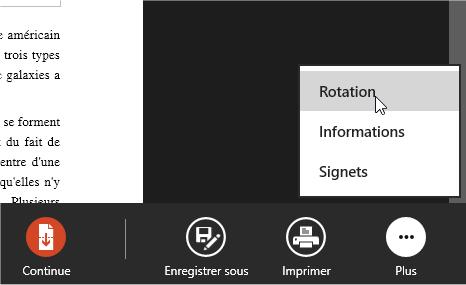 capture d'écran Windows 8