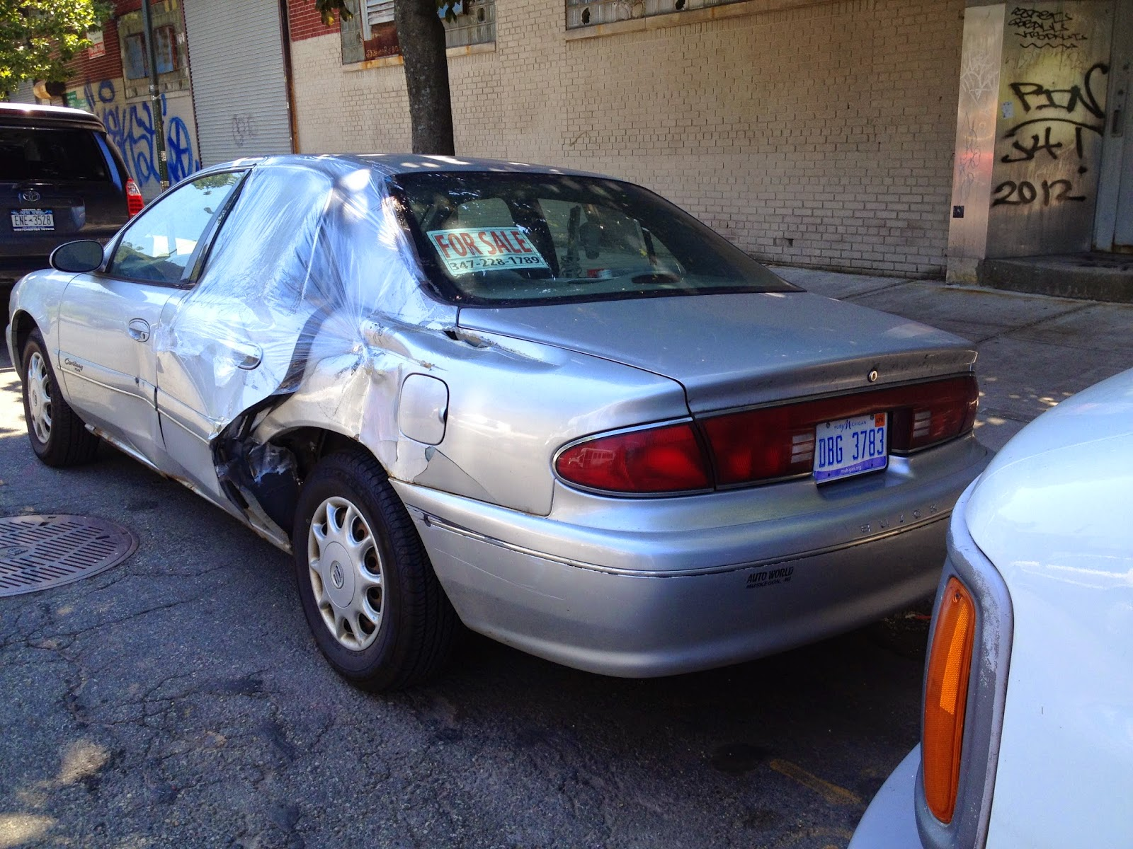 NYC Hoopties - Whips Rides Buckets Junkers and Clunkers: Mixed bag ...