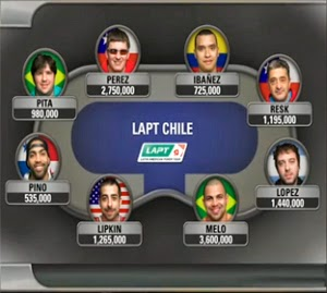 LAPT7 Chile Main Event