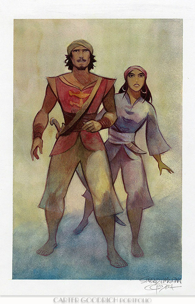 Sinbad of the Seven Seas (Film) - TV Tropes