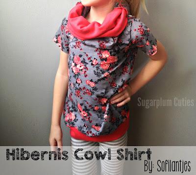 Sugarplum Cuties: Hibernis Cowl Shirt