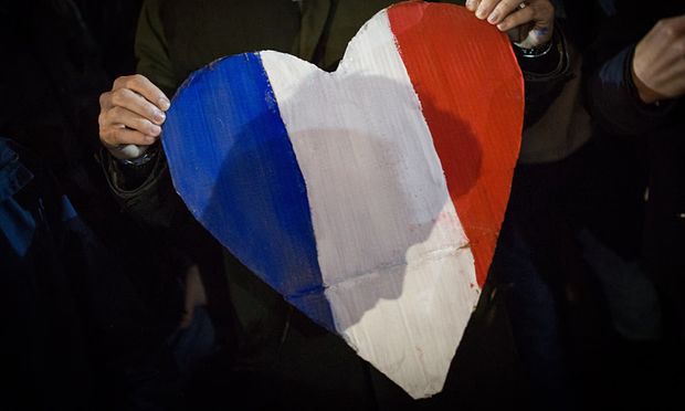 Sermon on the subject of the terrorist attacks in Paris