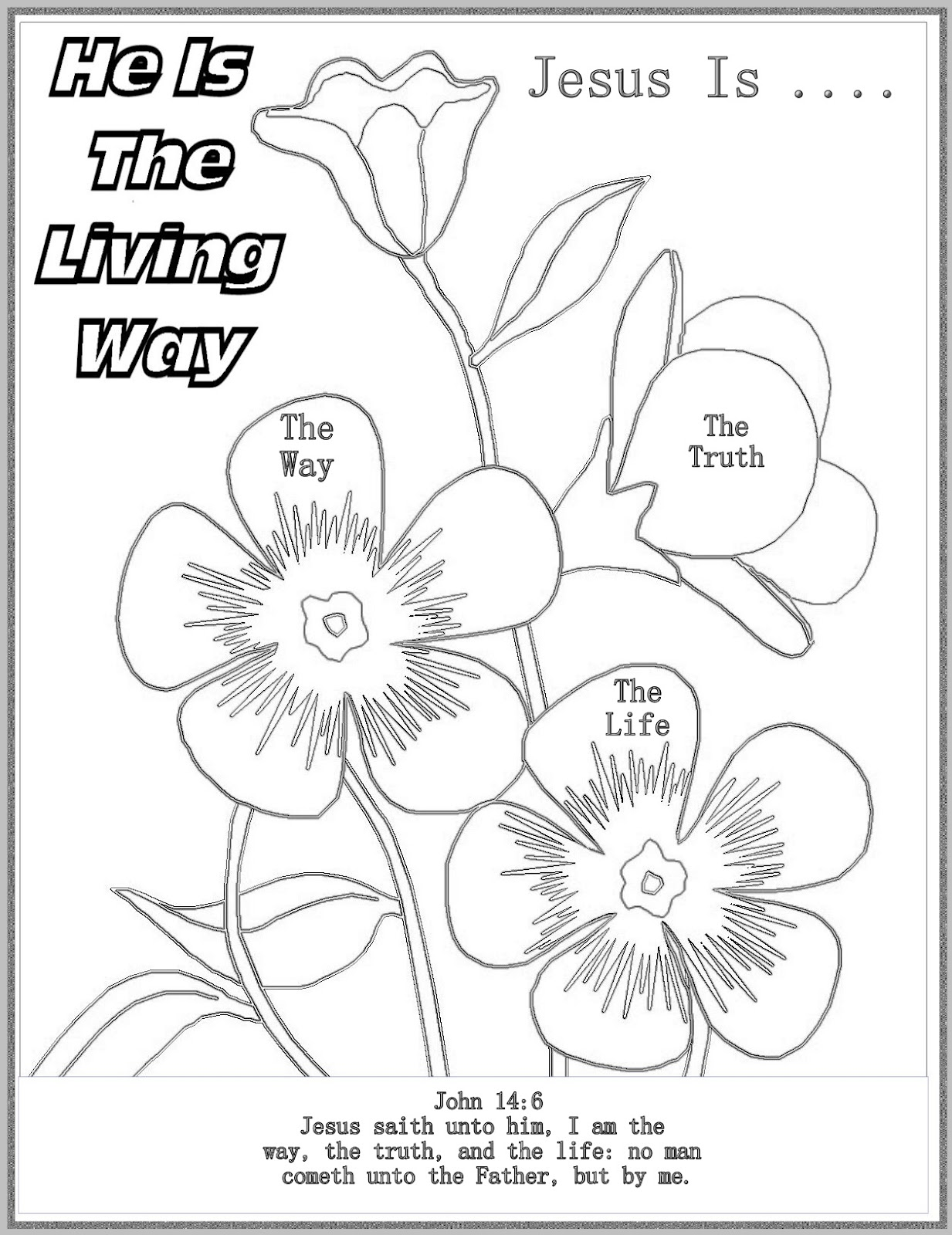 Forgiveness Coloring Pages Bible Cartoon Pictures Of Sins