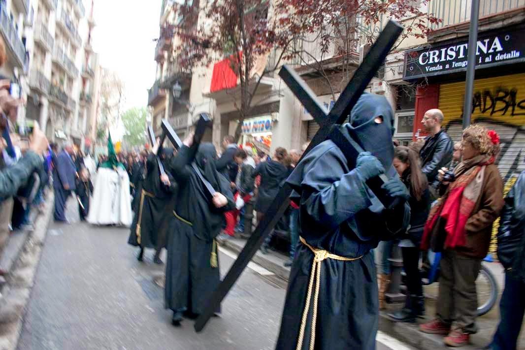 Easter week parade