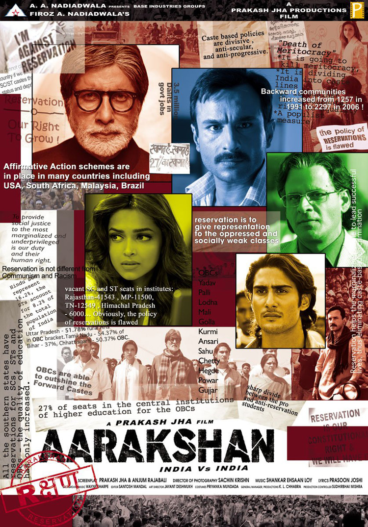 Aarakshan Movie Cast Ali Khan Aarakshan Movie
