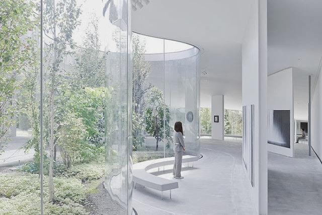Architecte japonais Ryue Nishizawa
