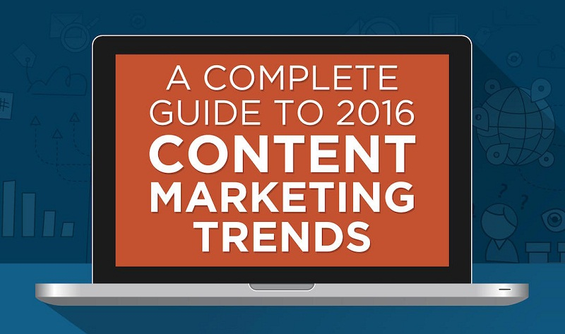 Content Marketing Trends and Predictions for 2016