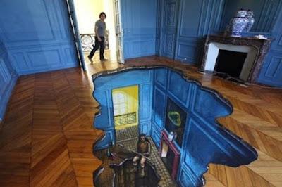 Lantai Rumah 3D