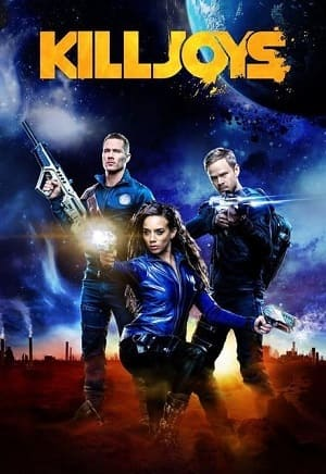 Killjoys Séries Torrent Download completo