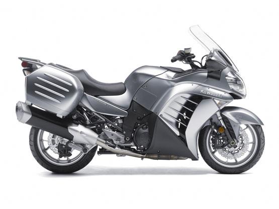 2011 Kawasaki Concours 14 1352 cc