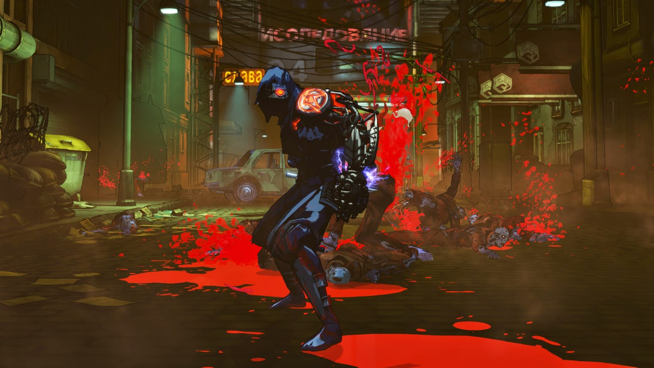 Download Yaiba: Ninja Gaiden Z Free Full PC Games