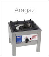 Aragaz 1 ochi, Arzator Gaz