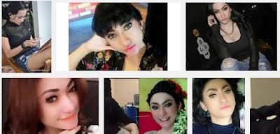Razia Tempat Hiburan : Artis Amel Alvi di Dalam Klub Hiburan Di Makasar