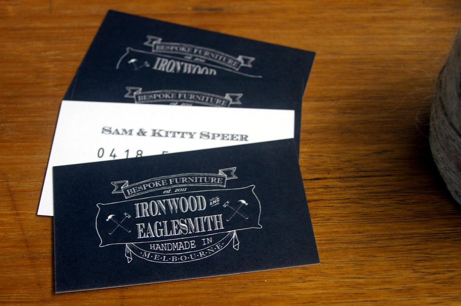 Old School Business Cards | Arts - Arts