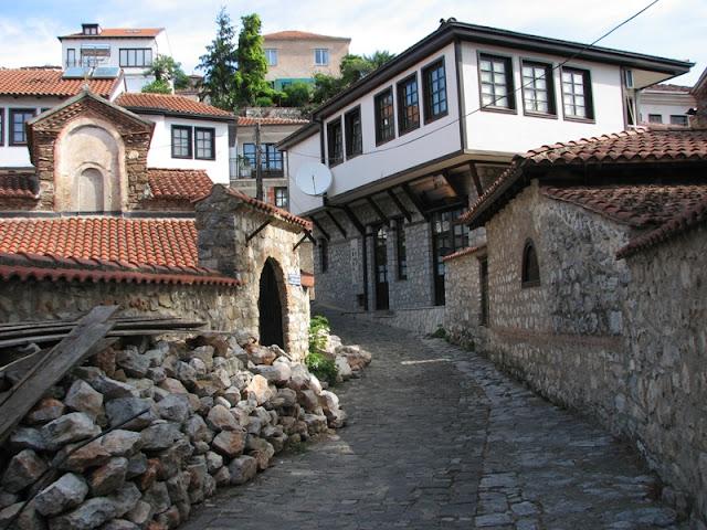 Obiščite Skopje