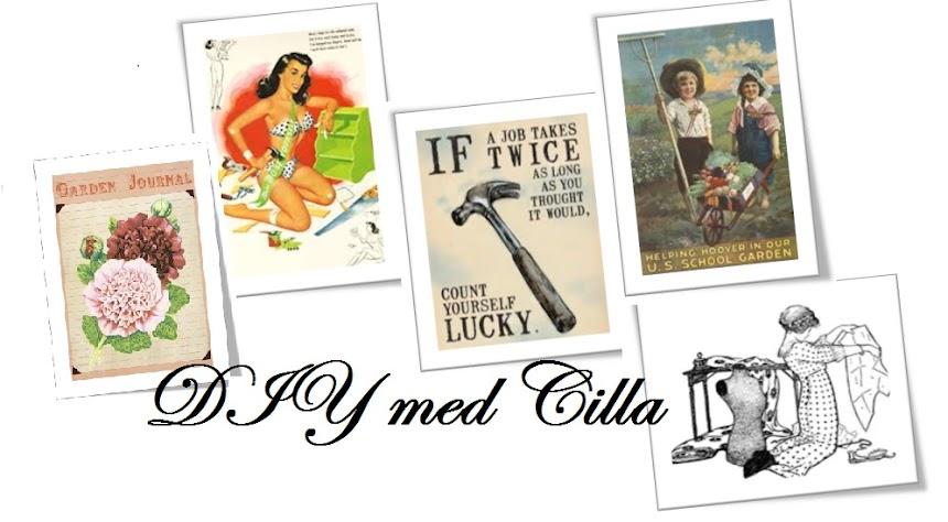 DIY med Cilla