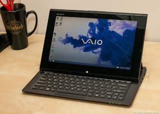 Sony Vaio Duo 11 review and Specifications