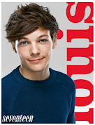 Louis Tomlinson from 17 magazine (louis tomlinson seventeen magazine photoshoot one direction )
