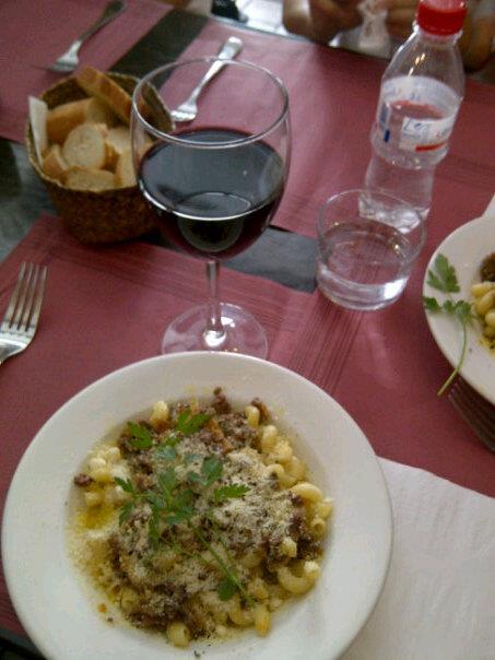 La cocina de sariqui una cena entre amigos a la italiana - Cena con amigos en casa ...