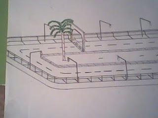 Pista 1 (desenho arquitetônico)