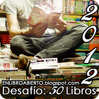 Participo en el Desafío: 50 Libros