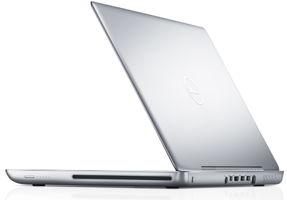Dell thinnest 14-inch laptop with included optical drive, Dell XPS 14z Detailed Specification, XPS 14z, Front View
