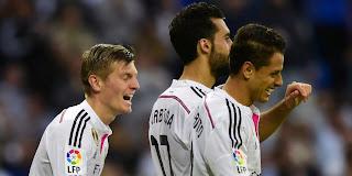 Madrid Jadi Legenda Berkat Tim dan Fans