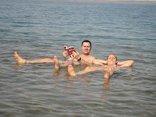 Mar Muerto ( Jordania)