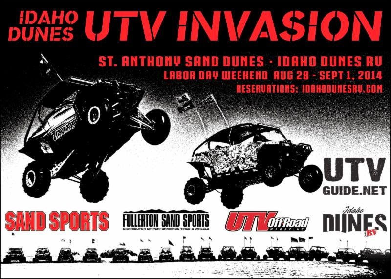 Idaho Dunes UTV Invasion