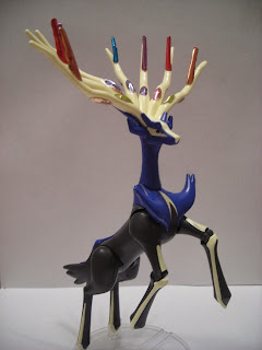 Pokemon Plastic Model Collection Xerneas