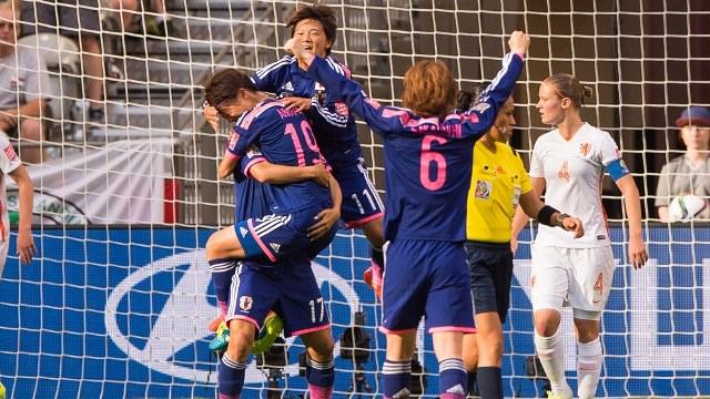 2015 FIFA Kadınlar Dünya Kupası ABD-Japonya