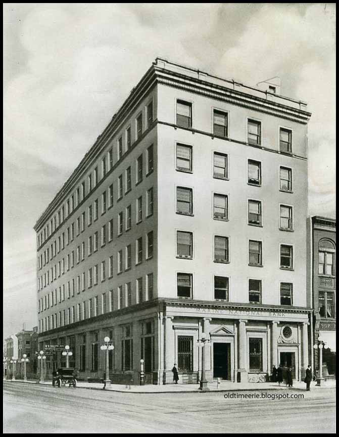 Marine Bank 901 State St Erie PA 1913