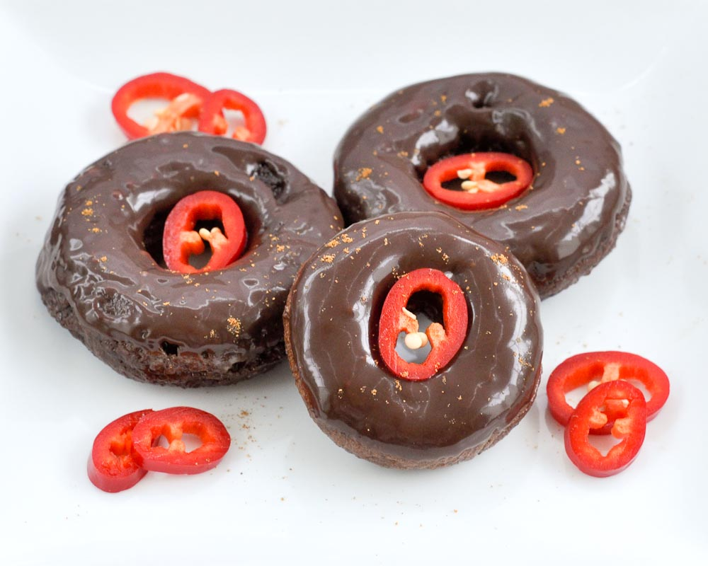 Beki Cook's Cake Blog: Crazy Chocolate Donut Concoctions