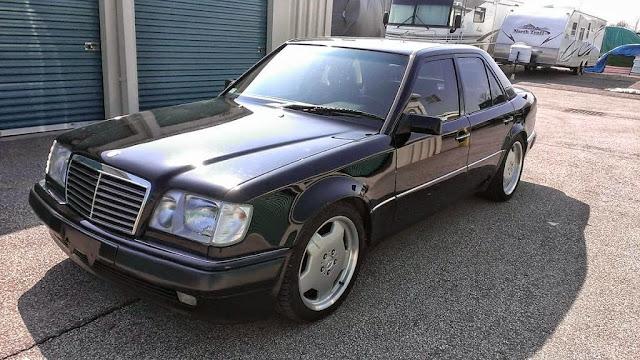 1993 mercedes e500