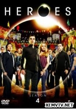 Giải Cứu Thế Giới: Phần 4 - Heroes: Season 4