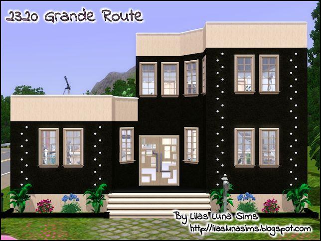 Galerie de Lilas Luna Sims 2320+Grande+Route++(1)